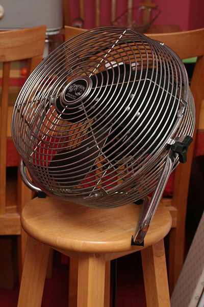 High Velocity Air Circulator : Iamtonyang